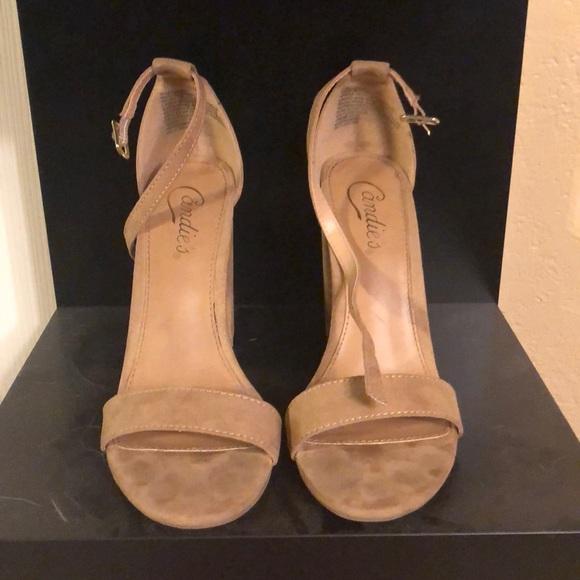 Candies Nude Heels